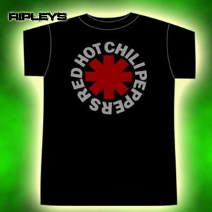Official RHCP T SHIRT Red Hot Chili Peppers ASTERIX All Sizes